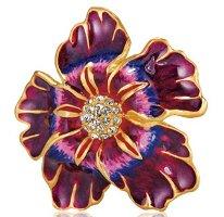 Estee Lauder Sensuous Hibiscus Compact