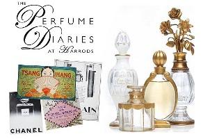 Harrods, The Perfume Diairies