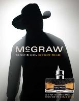 Tim McGraw fragrance advert 1