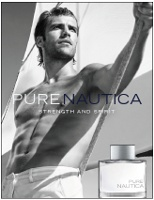 Pure Nautica fragrance for men