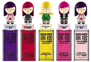 Harajuku Lovers Wicked Style fragrances