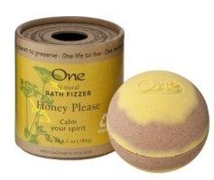 One Honey Please Bath Fizzer