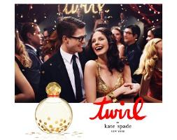 Kate Spade Twirl advert