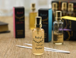 Mistral Atelier Perfume Collection