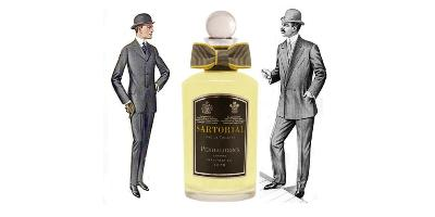 Penhaligon's Sartorial + a couple of men