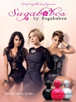 Sugababes perfume advert