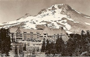 Timberline Lodge, Oregon