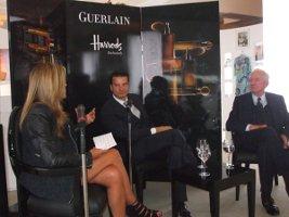 Thierry Wasser & Jean Paul Guerlain