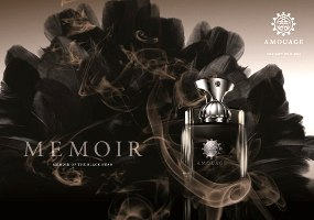 Amouage Memoir fragrance