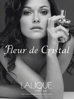 Lalique Fleur de Cristal perfume advert