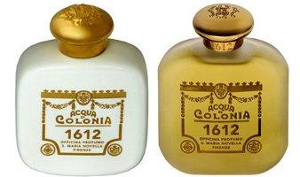 Santa Maria Novella Ottone and Porcellana perfumes