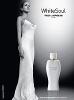 Ted Lapidus White Soul perfume advert