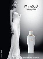 Ted Lapidus White Soul perfume advert