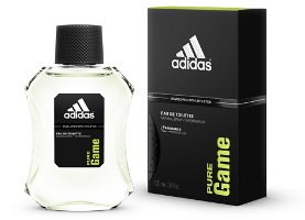 Adidas Pure Game cologne for men
