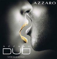 Azzaro Duo advert