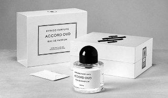 Byredo Accord Oud fragrance