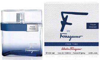 F by Ferragamo pour Homme Free Time