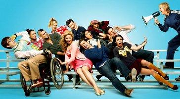 Cast of Glee