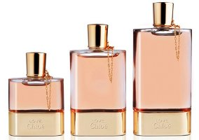 Love, Chloe perfume bottles