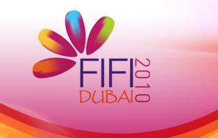 Fifi Awards Dubai logo for 2010