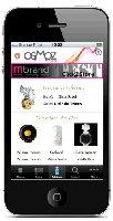 Osmoz iPhone app