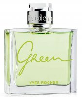 Yves Rocher Comme une evidence Green