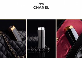 Chanel No. 5 purse sprays