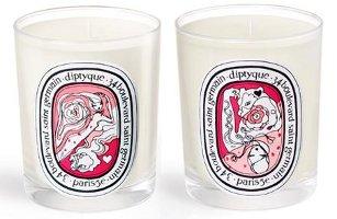 Diptyque Roseros candles