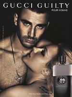 Gucci Guilty Pour Homme, fragrance advert