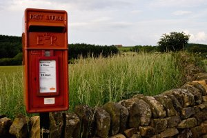 Kildale Post Box