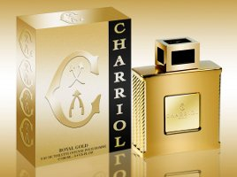 Charriol Royal Gold fragrance