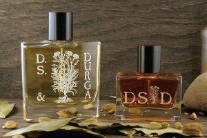 DS & Durga perfume bottles