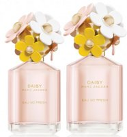 Marc Jacobs Daisy Eau So Fresh perfume bottles