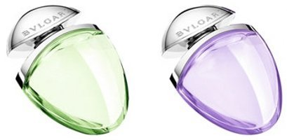 Bvlgari Charms perfume bottles