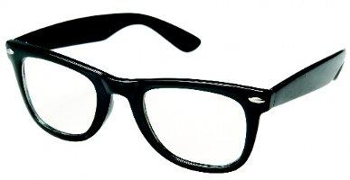 classic nerd glasses
