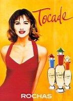 Rochas Tocade perfume advert
