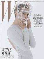 W Magazine, April 2011