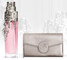 Thierry Mugler Womanity Key Collection