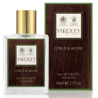 Yardley Citrus & Wood