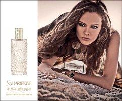 Yves Saint Laurent Saharienne perfume advert