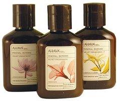Ahava Mineral Botanic Wash
