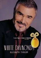 Burt Reynolds for Elizabeth Taylor White Diamonds