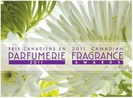 Canadian Fragrance Awards 2011 logo