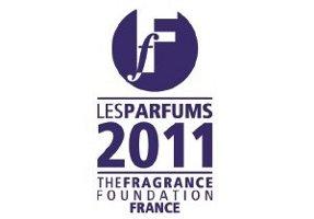 Les Parfums 2011 (French Fifi Awards) logo