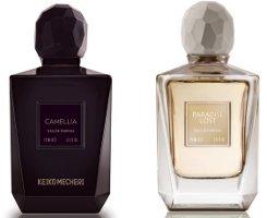 Keiko Mecheri Camellia & Paradise Lost