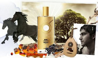 Memo Shams fragrance