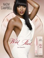 Naomi Campbell Wild Pearl advert