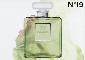 Chanel No. 19 Poudré perfume
