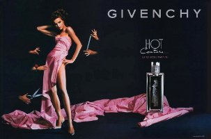 Givenchy Hot Couture advert