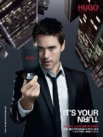Jared Leto for Hugo Boss Just Different